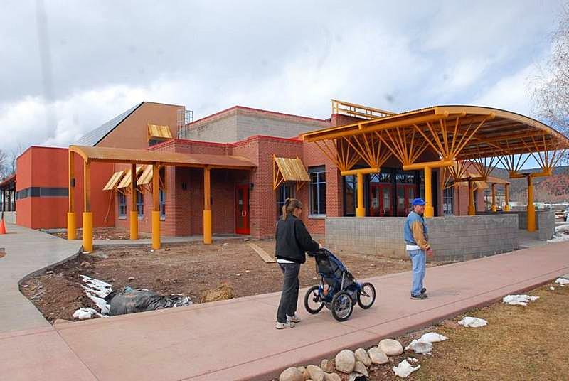 Carbondale Rec Center