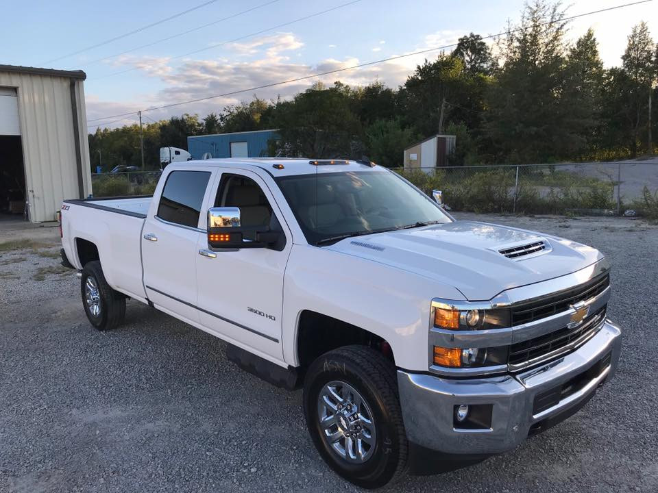 Our 2018 Chevrolet Silverado 3500HD