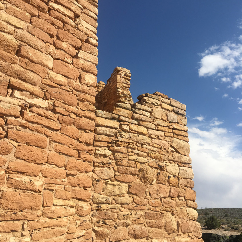 Hovenweep Structures