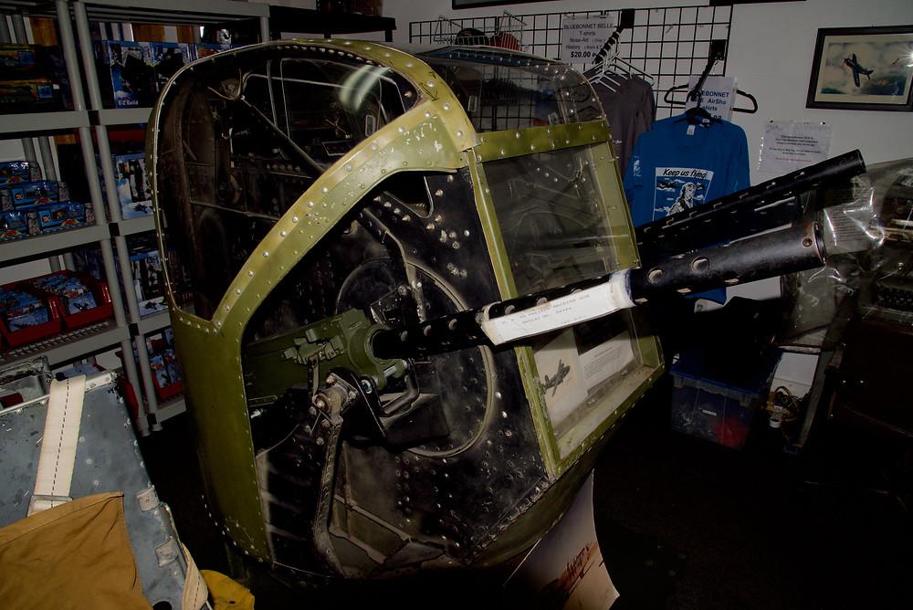B-24 Gun Turret