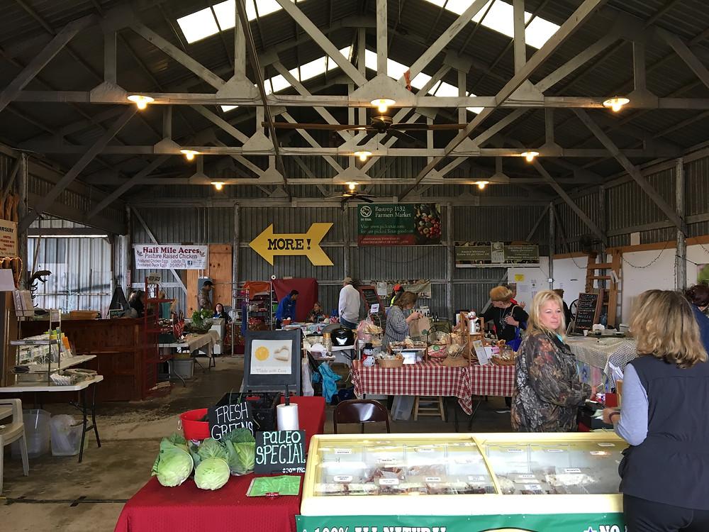 Smithville, Texas Farmers Market