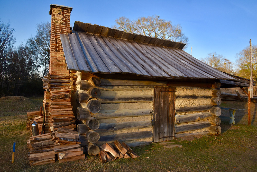 Fort Toulouse Cabin
