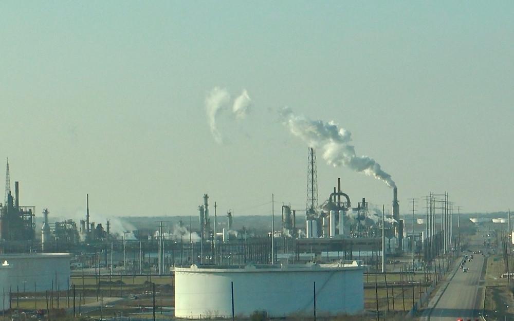 Valero Port Arthur Refinery, Tx