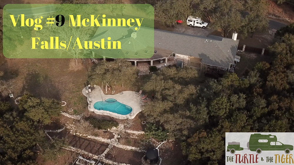 Vlog #9, McKinney State Park and Housesit.