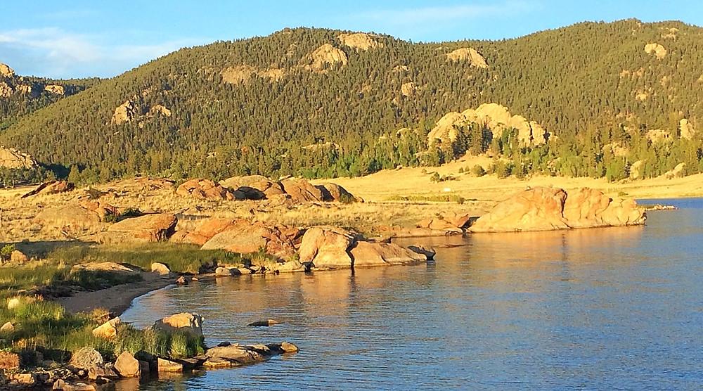 Eleven Mile Lake State Park
