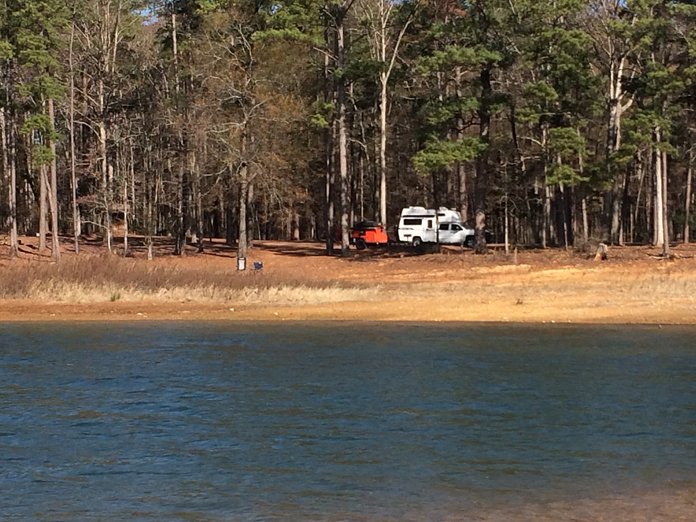 Bussey Point Campground, Lincolnton GA