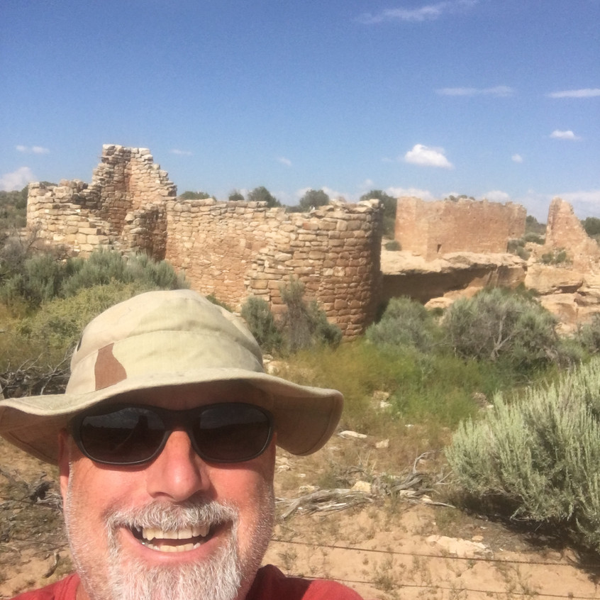 Ancient Selfie