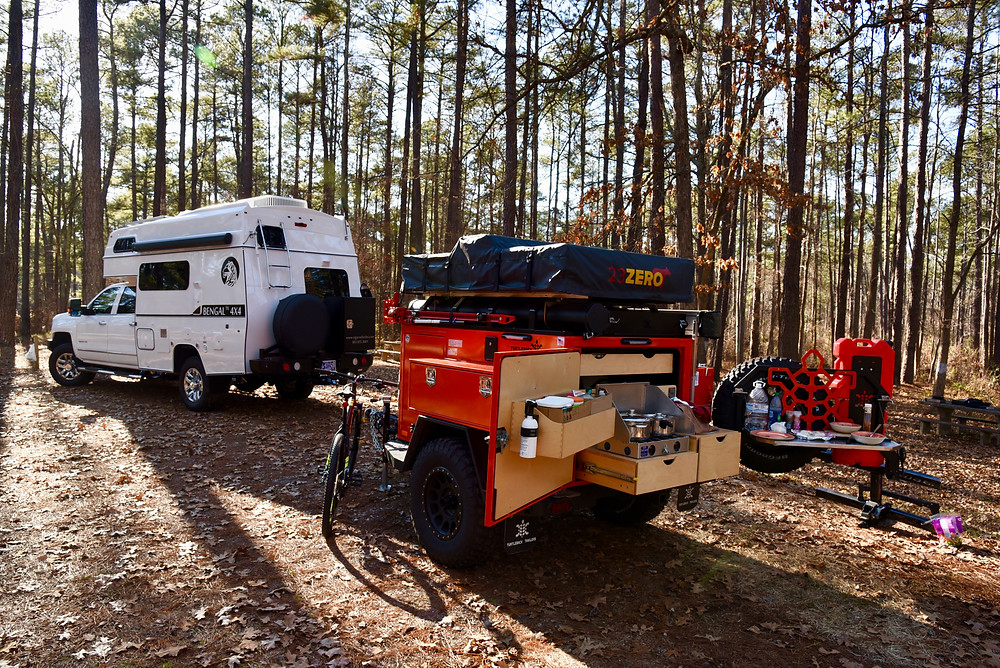 Brickhouse Campground, Whitmire, South Carolina