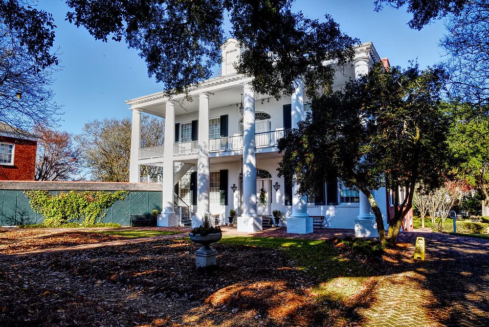 Rosalie Mansion, Hatchez MS