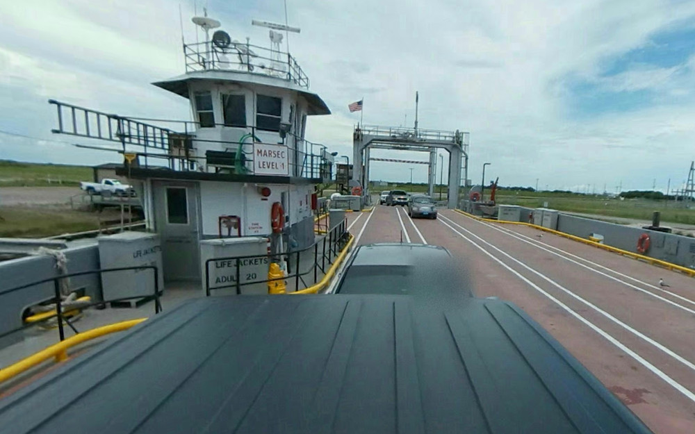 Marsec Ferry, Cameron Mississippi