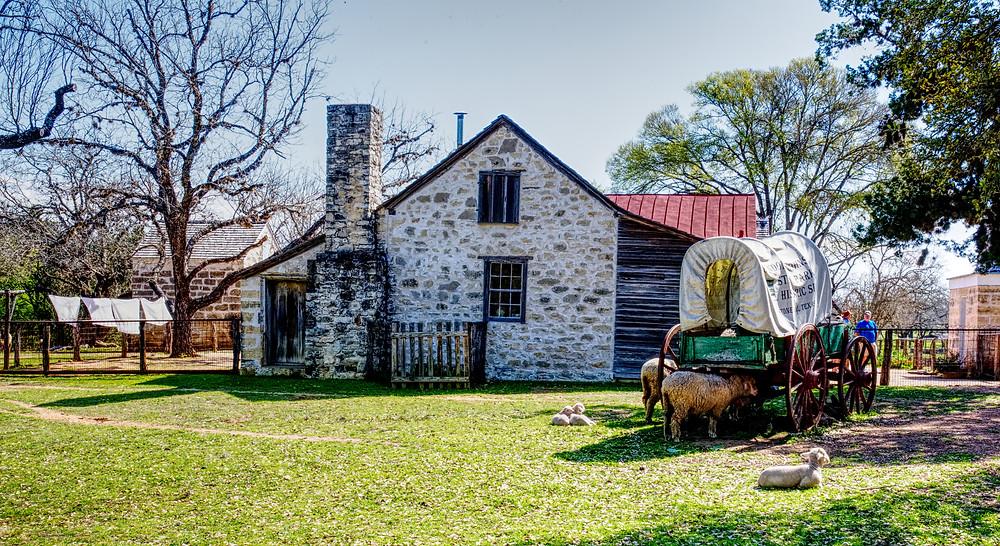 Sauer-Beckmann Living History Farm