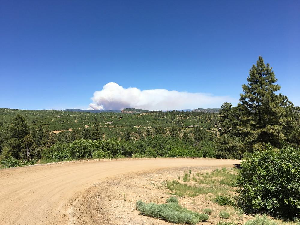 """Durango """"416"""" Fire."""