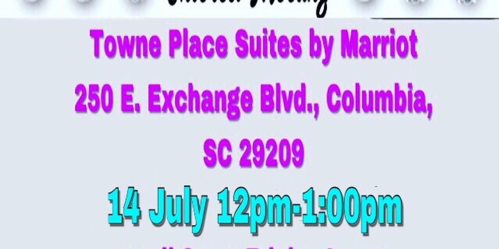 Columbia South Carolina Interest Meeting