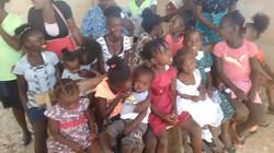 Iglesia Fond des Blancs Haití