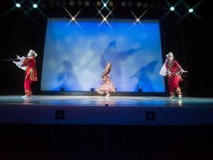 都内で新しいウズベクダンス!!