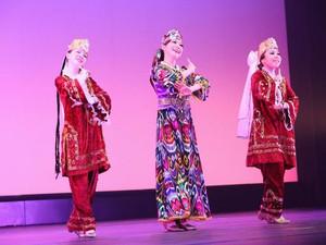 ウズベクダンスオープンクラス!!