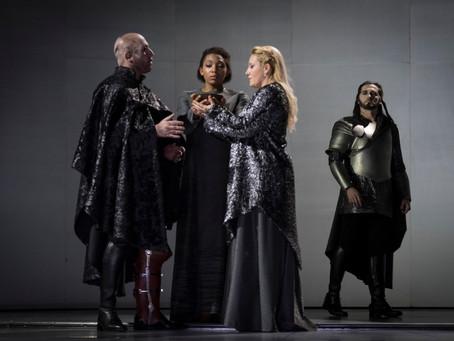 Francesca da Rimini (Zandonai) rehearsals