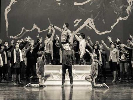 Norma rehearsal pics