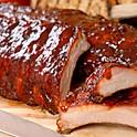 BBQ Spare Ribs Full Rack