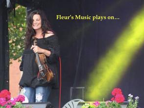 Fleur's Music Plays On ...