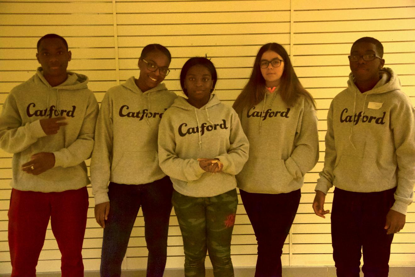 The Urban Flyers Team