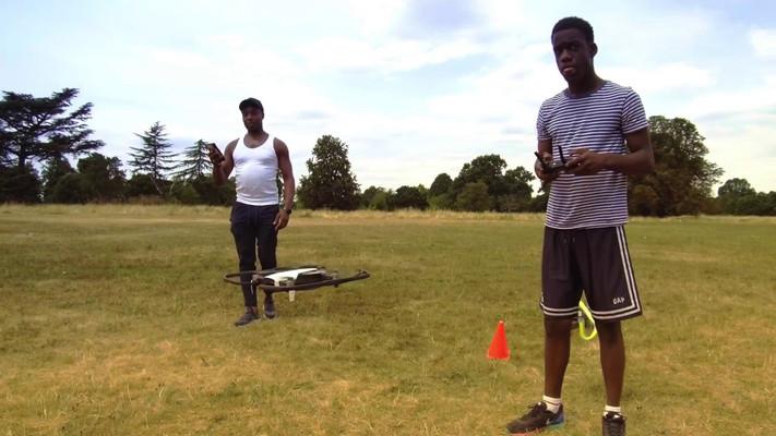 Drone Club Workshops