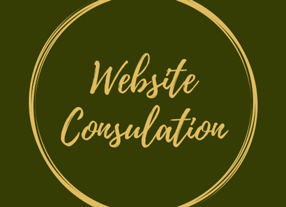 Hourly Rate for Website Attention