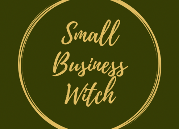 Small Business Witch Coaching