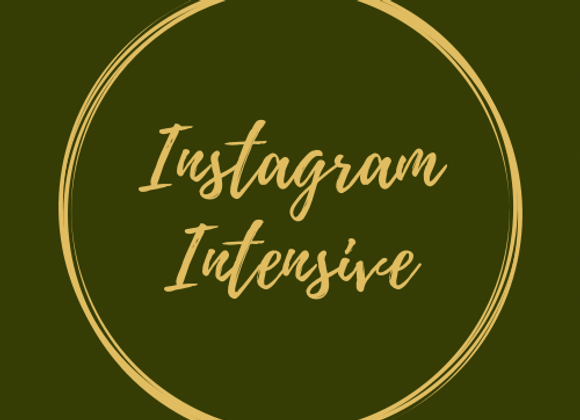 1 Month Instagram Strategy