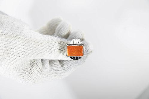 Medium Carnelian Ring