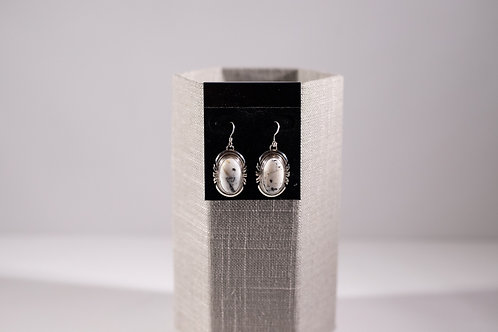 White Buffalo | Earrings