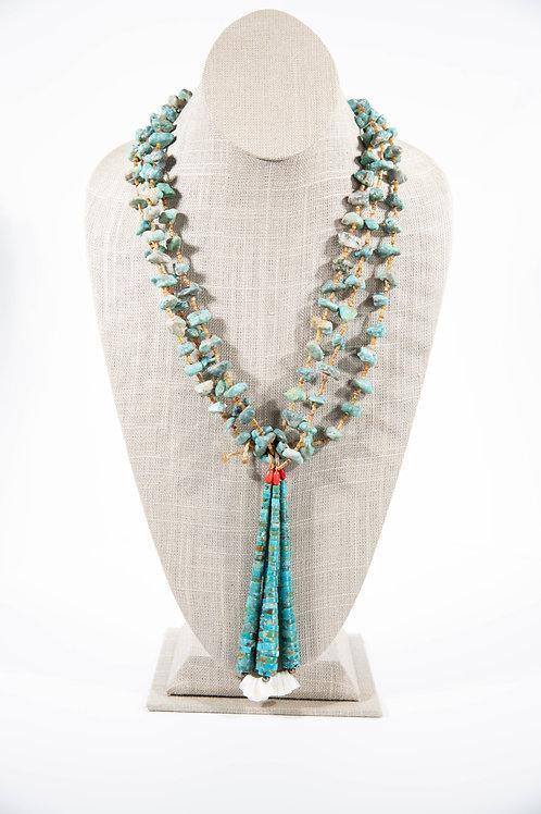 Traditional Navajo Necklace