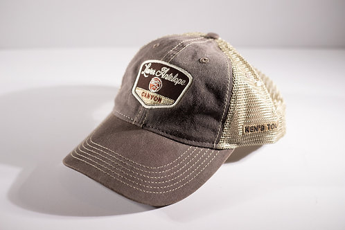 Washed | Tan Trucker