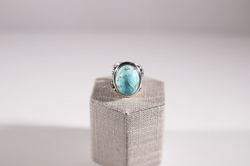 Carico Lake Turquoise | Statement Ring