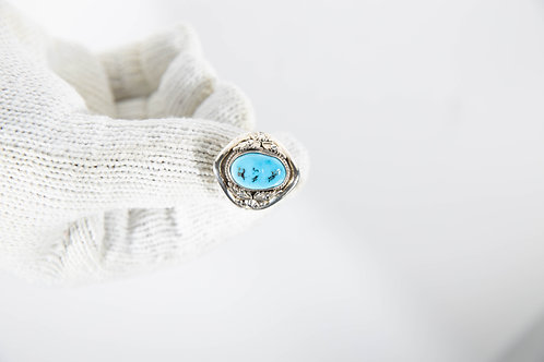 Old Style Navajo Ring