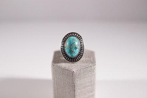 Carico Lake Turquoise | Statement Ring