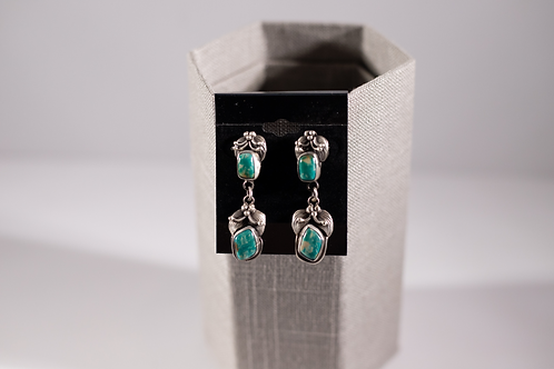 Fox Turquoise | Earrings