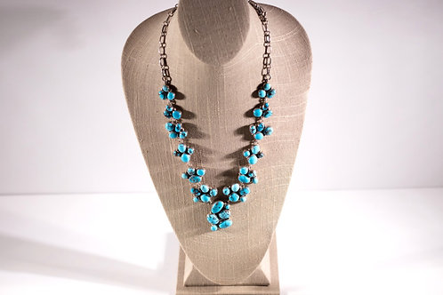 Egyptian Turquoise | Necklace