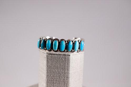 Kingman Turquoise | Bracelet