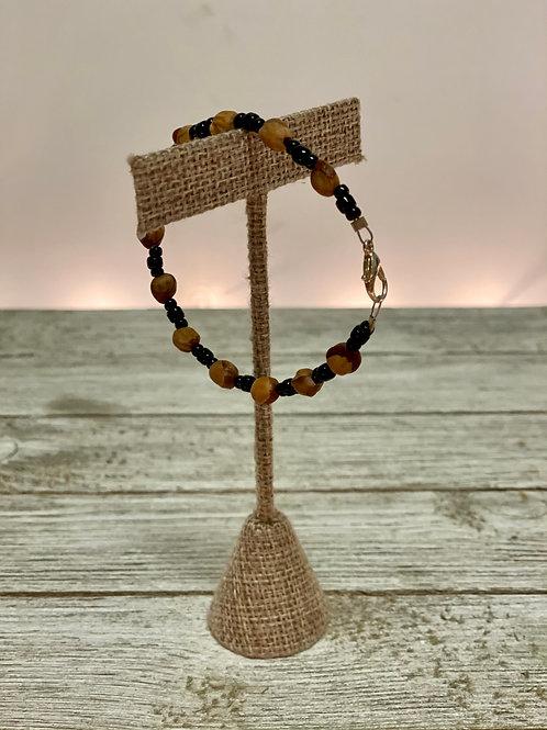 Cedar Bead | Bracelet