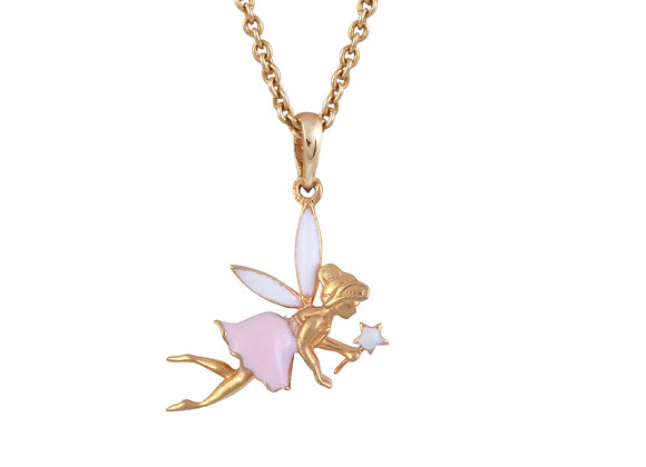 Felicia the Protective Fairy Pendant