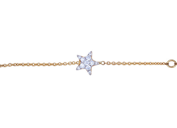 Laura the Star Bracelet