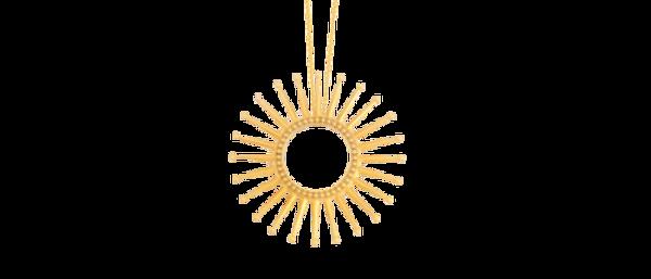 Swati Pendant Gold
