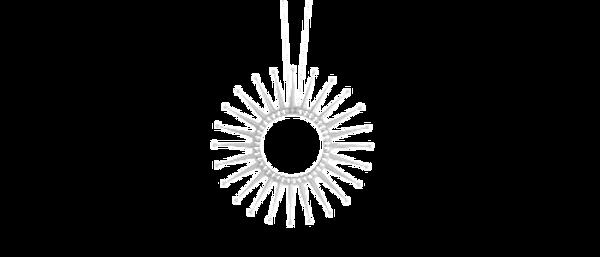 Swati Pendant Silver