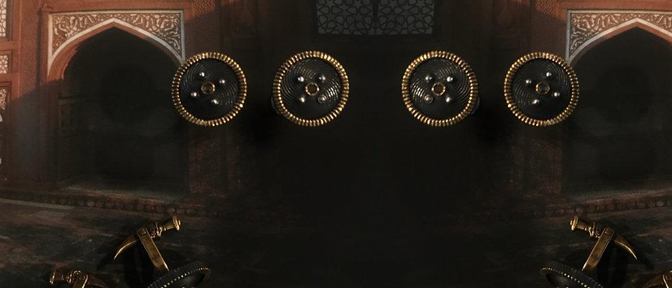 The Shields of Gwalior Buttons, Cuffs & Cufflinks