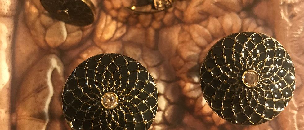Mughal Mathematics Buttons, Cuffs & Cufflinks