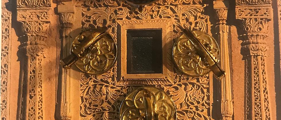 The Nizam's Window Buttons, Cuffs & Cufflinks