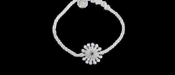 Rani Bracelet Silver