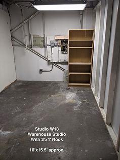 Studio W13