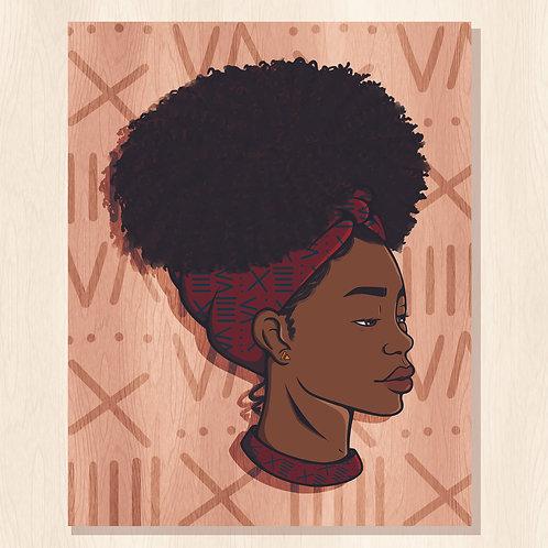 Kenya Print